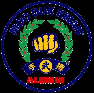 Moo Duk Kwan Alumni Patch Trans V1